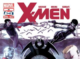 X-MEN (2010) #26 Cover
