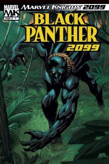 Black Panther 2099 #1