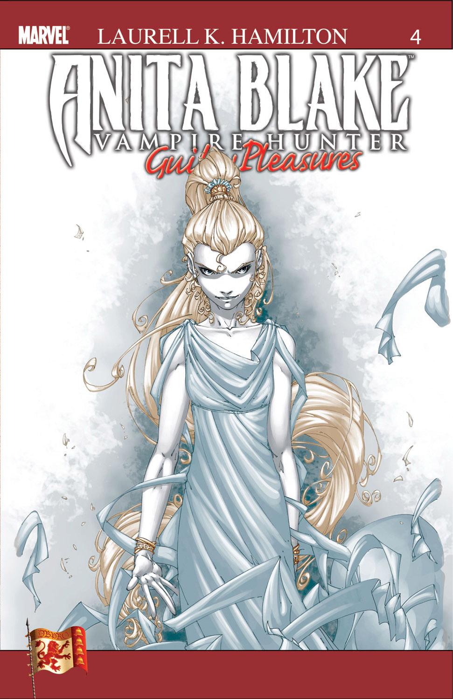Anita Blake, Vampire Hunter: Guilty Pleasures (2006) #4