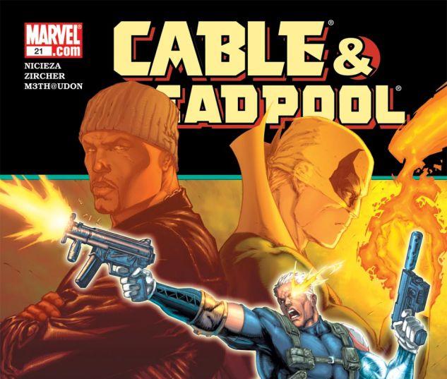 Cable & Deadpool (2004) #21