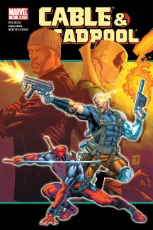 Cable & Deadpool #21