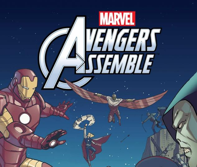 Marvel Universe Avengers: TBD Infinite Comic (2015) #6
