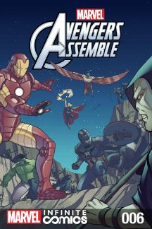 Marvel Universe Avengers Infinite Comic #6
