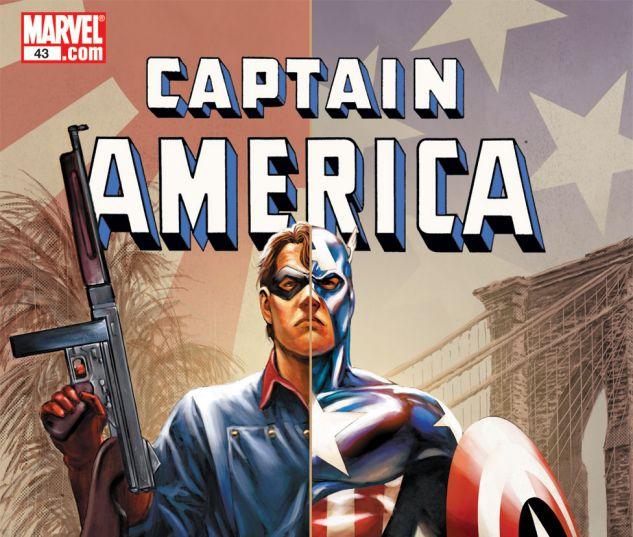 CAPTAIN AMERICA (2004) #43 Cover