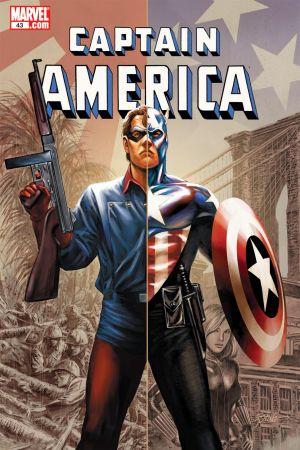 Captain America #43