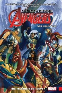 All-New, All-Different Avengers Vol. 1: The Magnificent Seven (Trade Paperback)