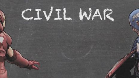 Civil War - Marvel 101