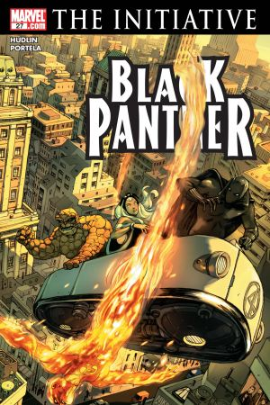 Black Panther #27