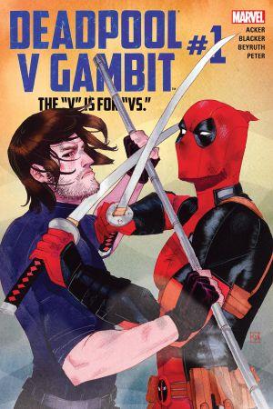 Deadpool V Gambit #1