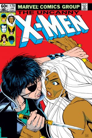 Uncanny X-Men (1963) #170