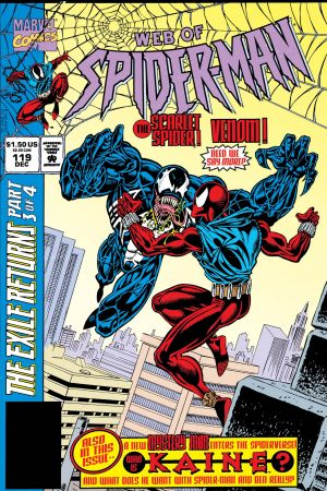 Web of Spider-Man #119
