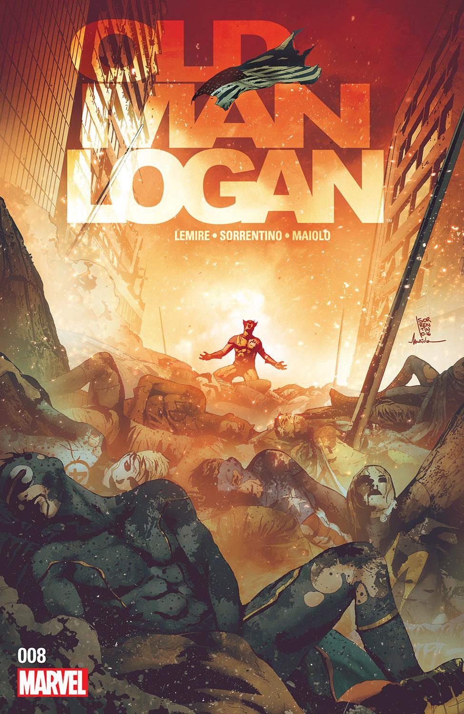 Old Man Logan (2016) #8