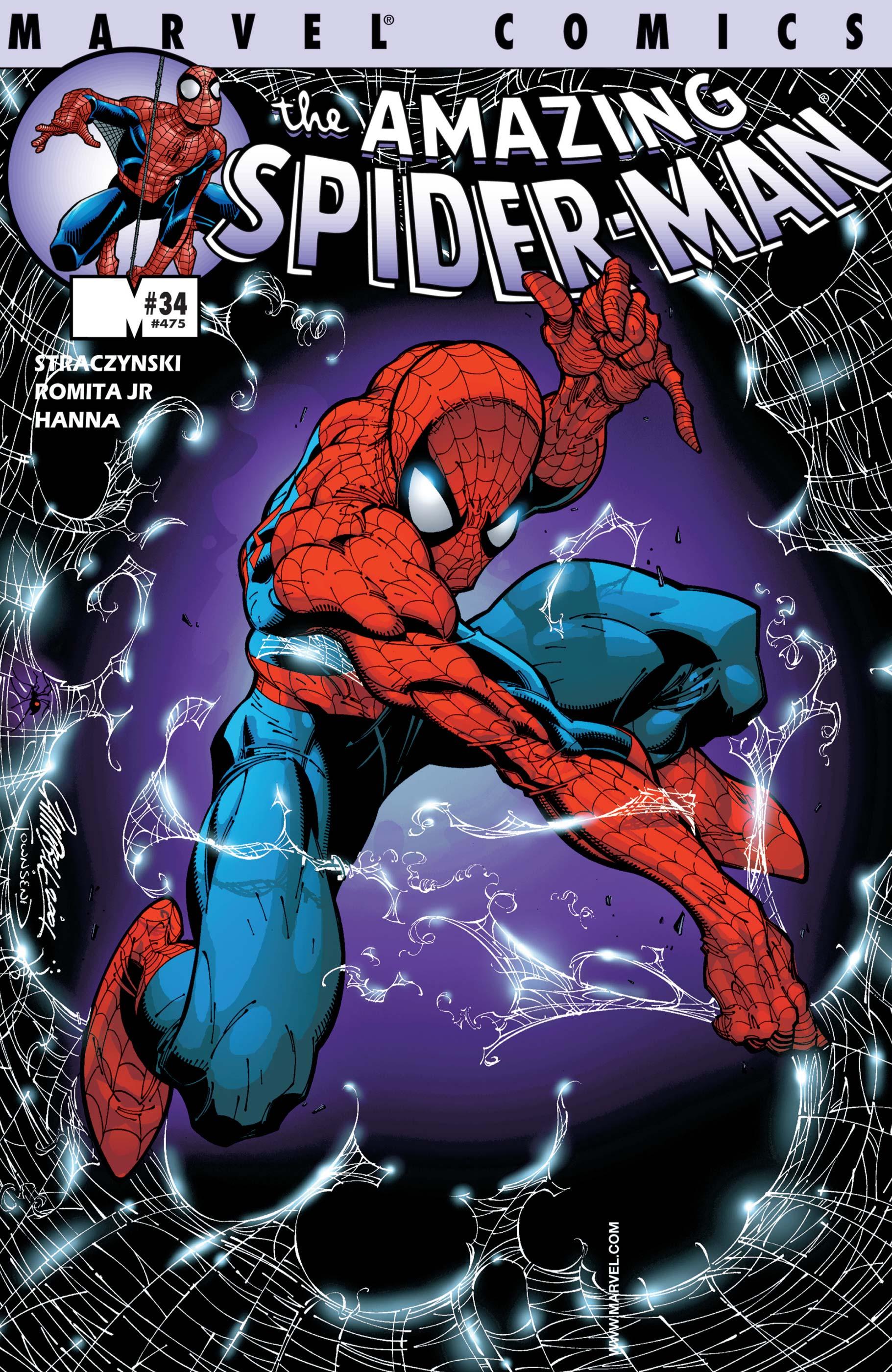 Amazing Spider-Man (1999) #34