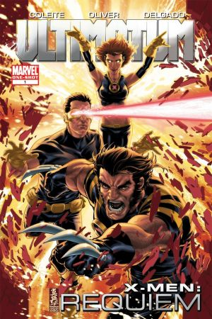 Ultimatum: X-Men Requiem #1