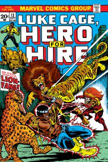 Luke Cage, Hero for Hire #13