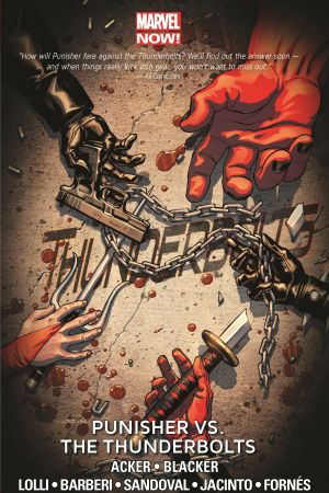 Thunderbolts Vol. 5: Punisher vs Thunderbolts (Trade Paperback)
