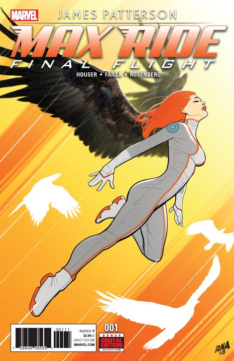 Max Ride: Final Flight (2016) #1