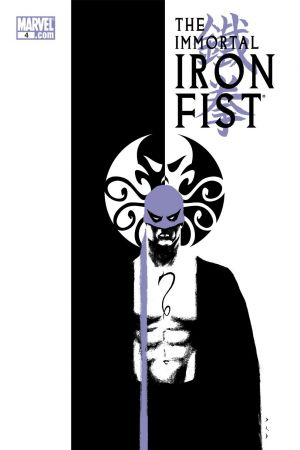 The Immortal Iron Fist (2006) #4