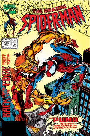 The Amazing Spider-Man #395