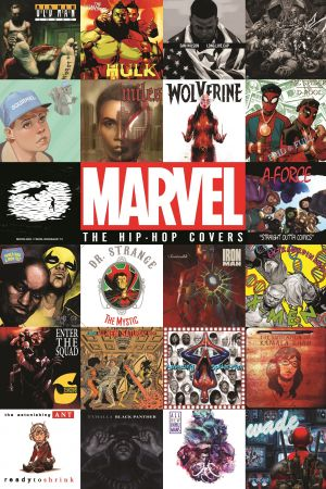 Marvel: The Hip-Hop Covers Vol. 1 (Hardcover)