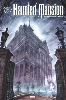 Haunted Mansion (Hardcover)