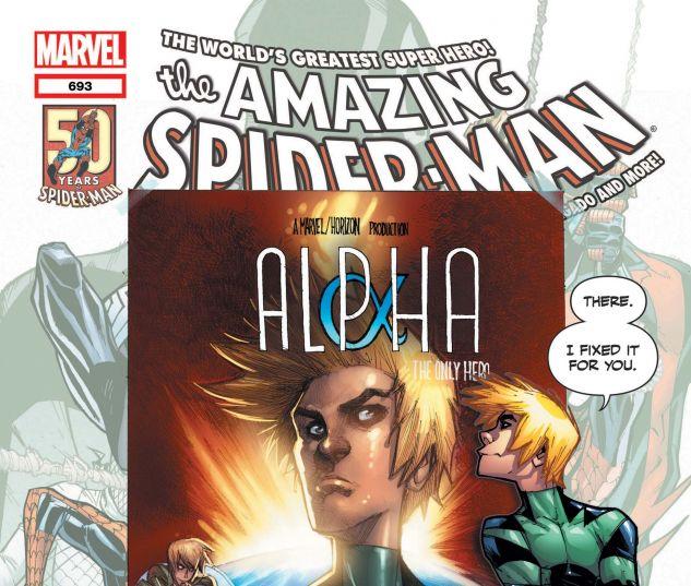 Amazing Spider-Man (1999) #693