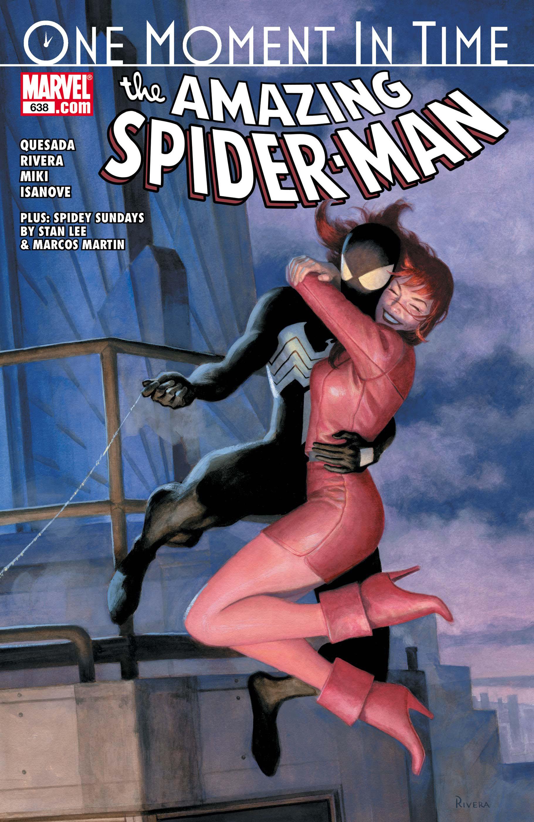 Amazing Spider-Man (1999) #638