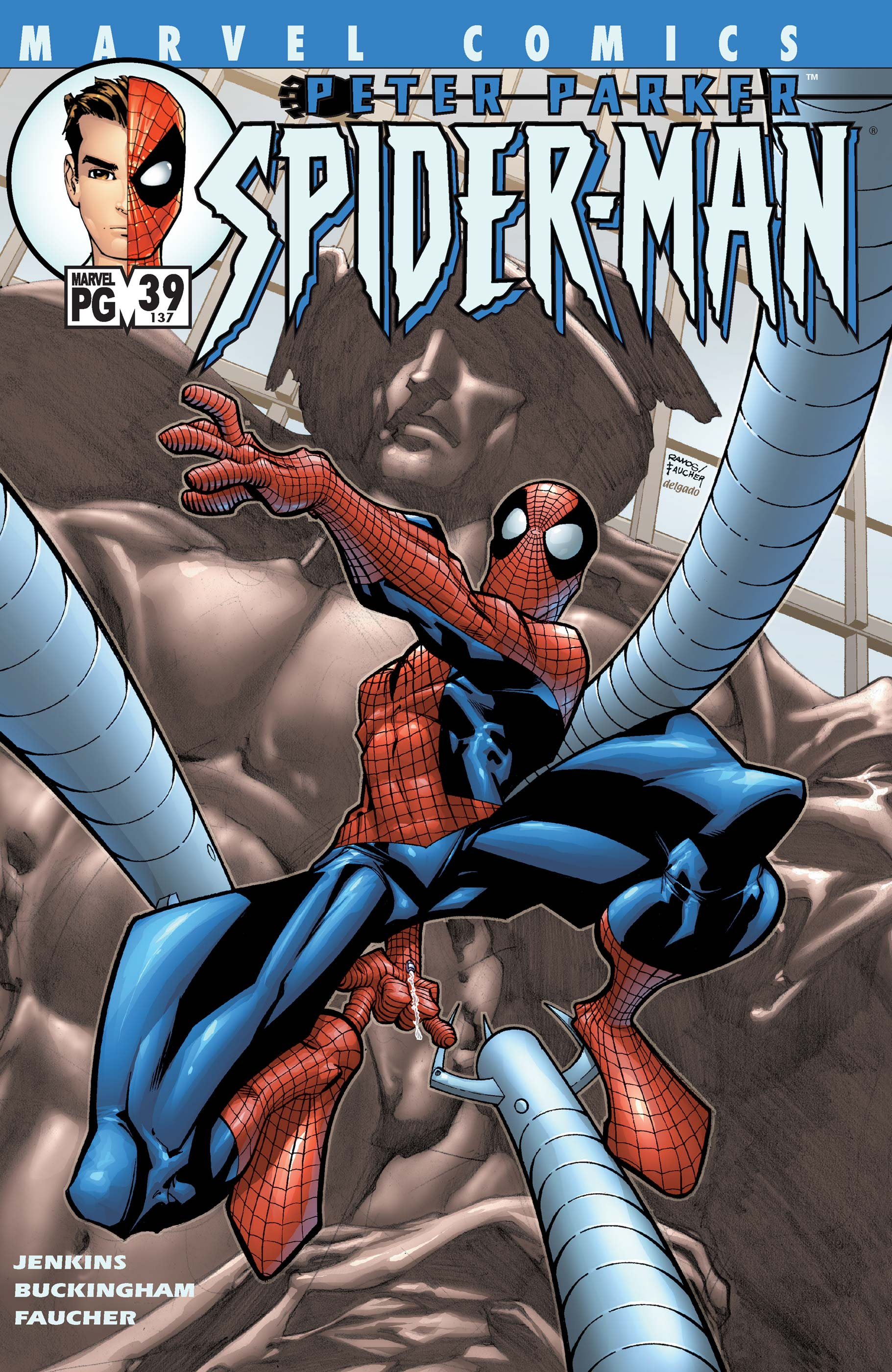 Peter Parker: Spider-Man (1999) #39