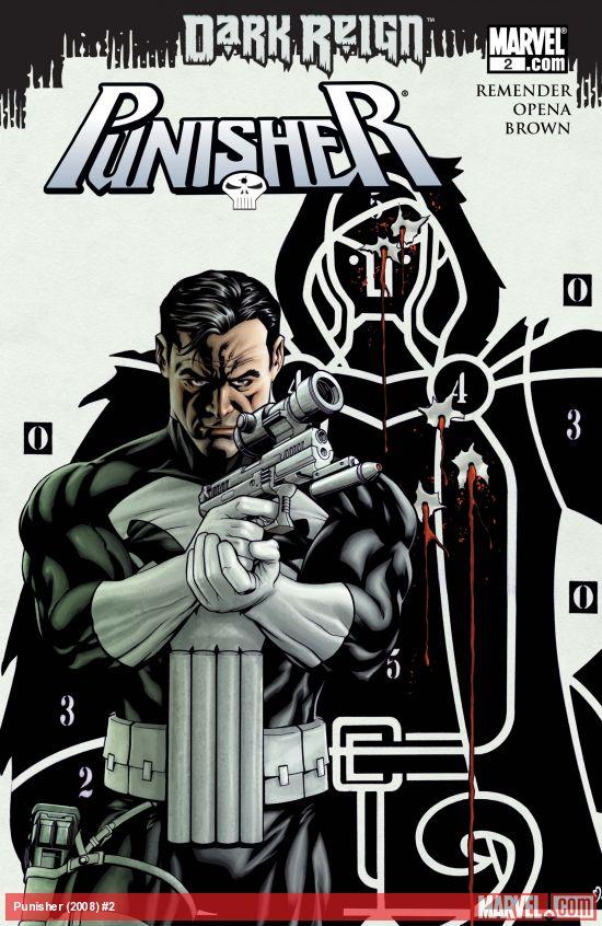 Punisher (2008) #2