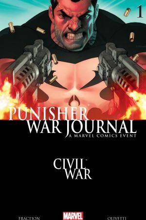 Punisher War Journal (2006) #1