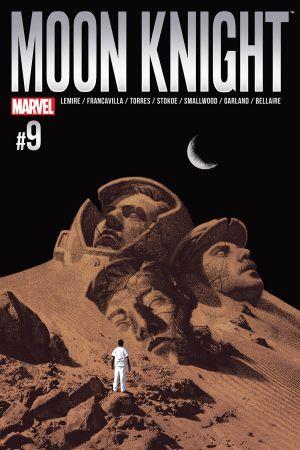 Moon Knight (2016) #9