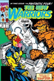 New Warriors (1990) #17