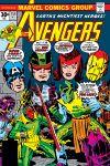 AVENGERS (1963) #154