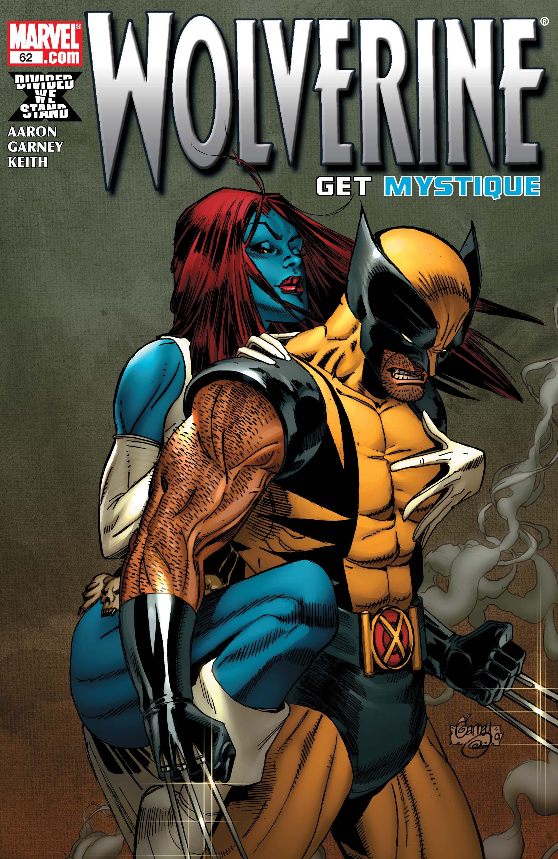 Wolverine (2003) #62