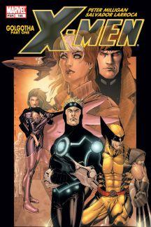 X-Men: Golgotha (Trade Paperback)
