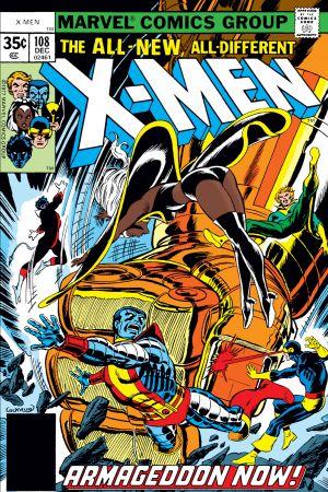 Uncanny X-Men #108