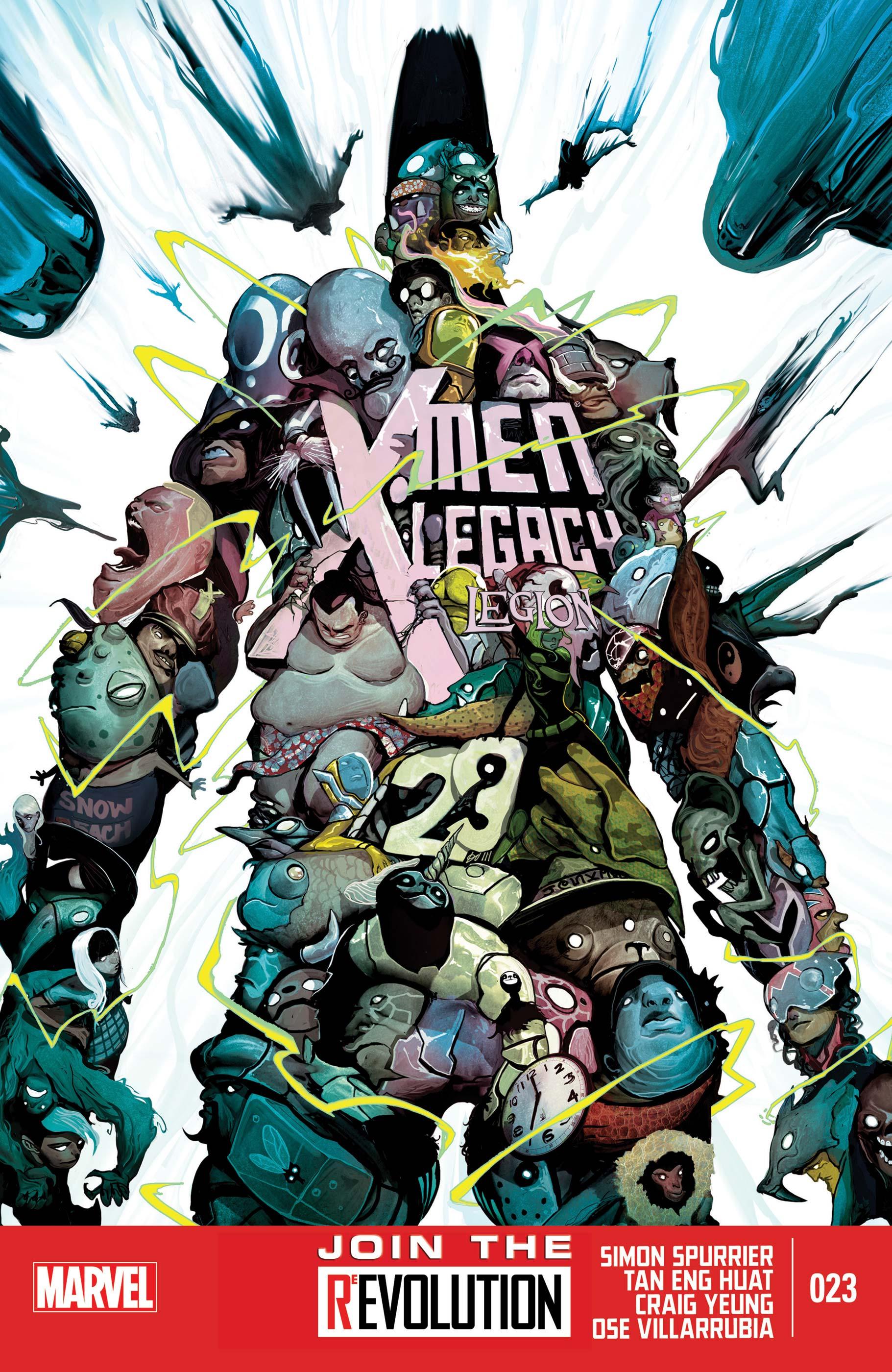 X-Men Legacy (2012) #23