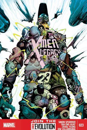 X-Men Legacy #23
