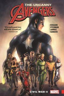 Uncanny Avengers: Unity Vol. 3 - Civil War II (Trade Paperback)
