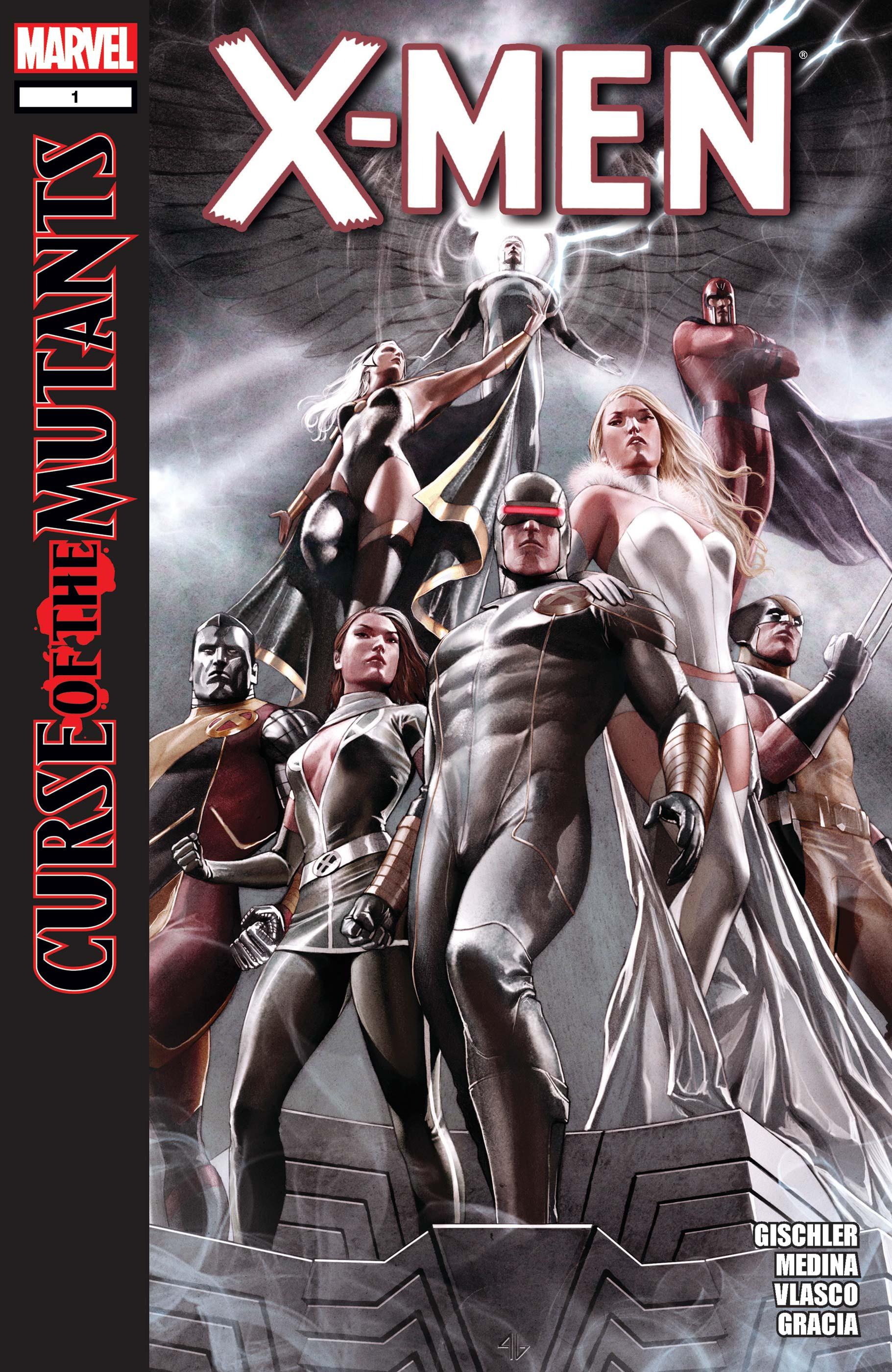 X Men 2010 1 Comic Issues Marvel