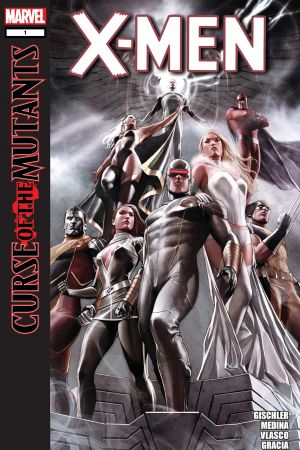 X-Men (2010) #1