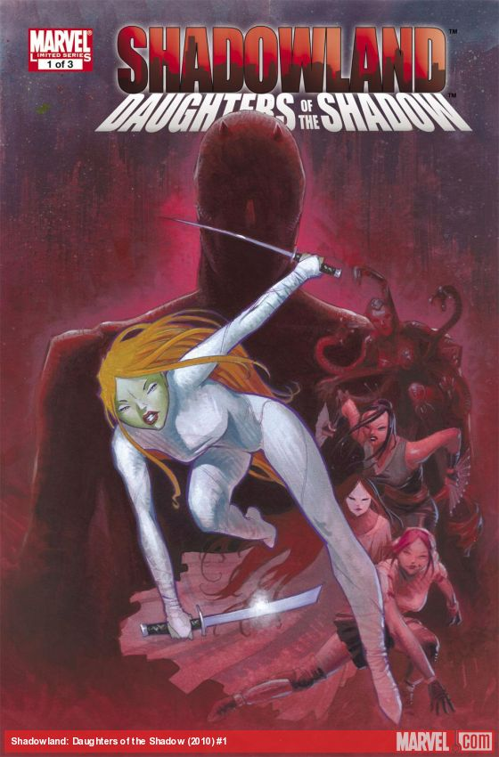 Shadowland: Daughters of the Shadow (2010) #1