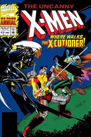 X-Men Annual #17