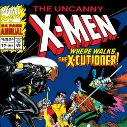 Uncanny X-Men Annual (1992 - 1994)