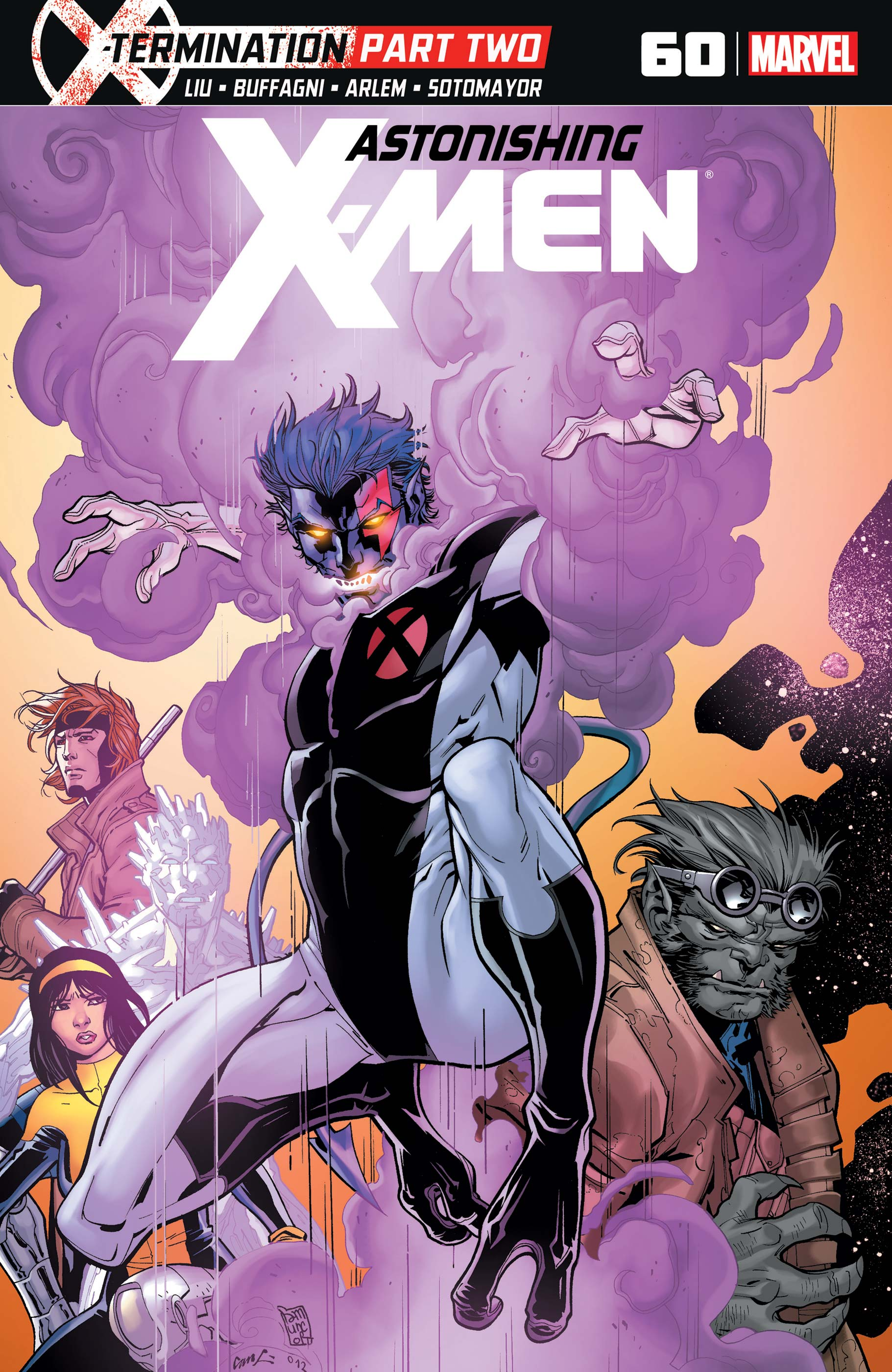 Astonishing X-Men (2004) #60
