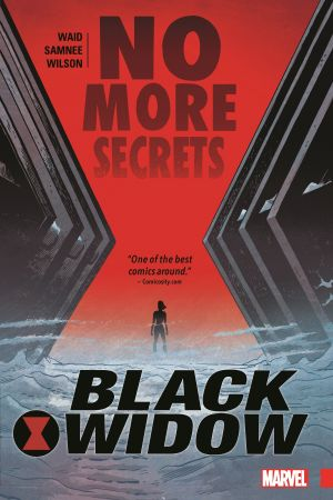 BLACK WIDOW VOL. 2: NO MORE SECRETS TPB (Trade Paperback)