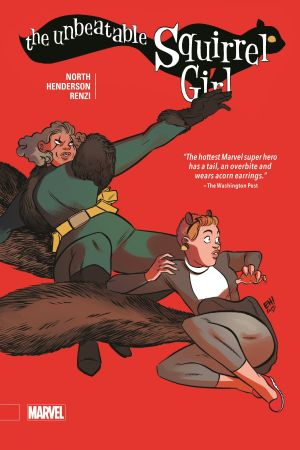 The Unbeatable Squirrel Girl Vol. 2 (Hardcover)