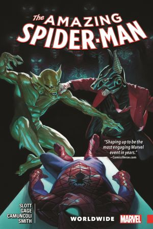 Amazing Spider-Man: Worldwide Vol. 5 (Trade Paperback)