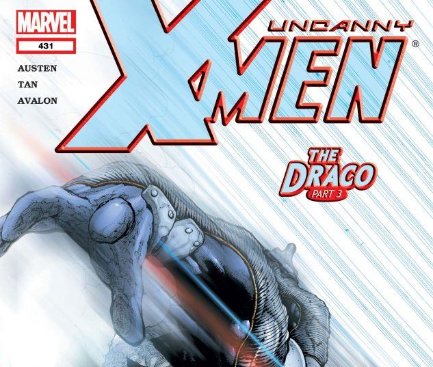UNCANNY X-MEN (1963) #431
