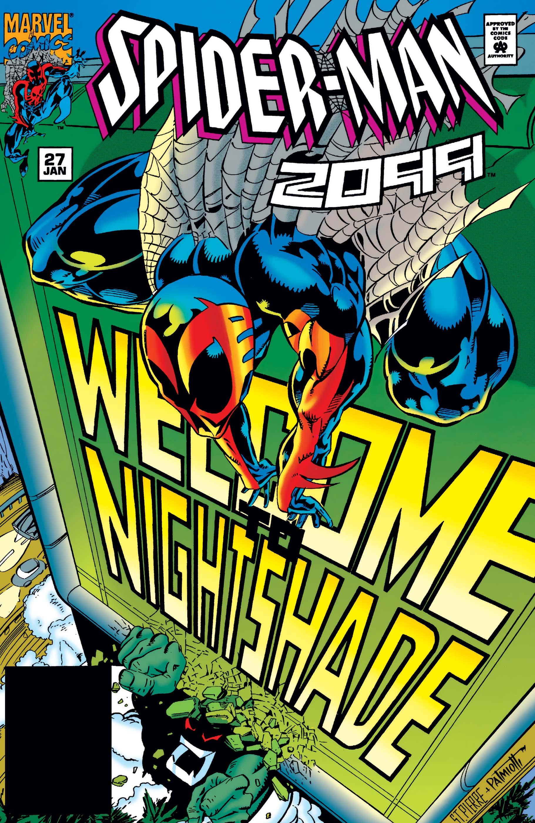 Spider-Man 2099 (1992) #27